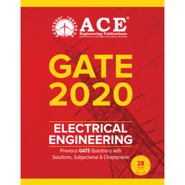 GATE – 2020 Electrical Engineering Previous GATE Questions With Solutions, Subjectwise & Chapterwise ACE ACADEMY