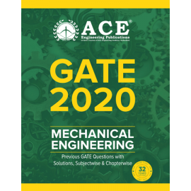 GATE – 2020 Mechanical Engineering Previous GATE Questions With Solutions ACE ACADEMY
