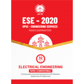 ESE 2020 Mains Electrical Engg Conventional Paper I Previous Conventional Questions With Solutions ACE ACADEMY