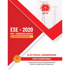 ESE 2020 Mains Electrical Engg Conventional Paper II Previous Conventional Questions With Solutions ACE ACADEMY