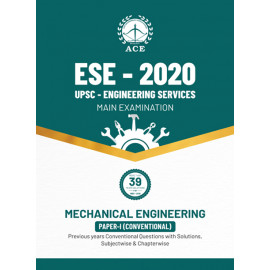 ESE 2020 Mains Mechanical Engineering Conventional Paper I Previous Conventional Questions With Solutions ACE ACADEMY