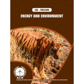 ESE 2020 Prelims Energy & Environment   ACE  ACEDAMY