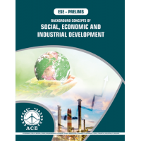 ESE 2020 Social, Economic And Industrial Development ACE ACADEMY