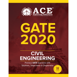 GATE – 2020 Civil Engineering Previous GATE Questions With Solutions    ACE ACADEMY