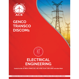 GENCO / TRANSCO / DISCOMs Electrical Engineering, Previous Years Question With Solutions Of Various Exams ACE ACADEMY