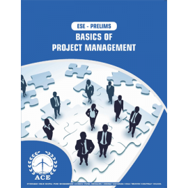 ESE-2020 Prelims Basics Of Project Management ACE ACADEMY