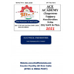 Electrical Engineering Handwritten Notes Electromagnetic Theory ACE ACADEMY