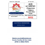 Electrical Engineering Hand Written Notes : Material Science ACE ACADEMY