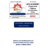Electronics Engineering Handwritten Notes Basic Electrical Engineering ACE ACADEMY