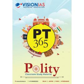 VISION IAS MAINS 365 POLITY PRINTED MATERIAL
