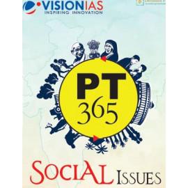 Vision IAS PT 365 Social issue English Medium
