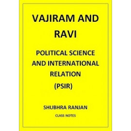 Political Science And International relation Shuhra Ranjan Class Notes