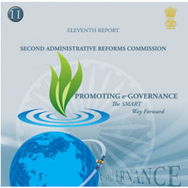 2nd ARC report set of 15 booklets for IAS examination