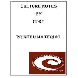 Culture by CCRT Printed notes