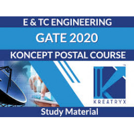 KREATRYX GATE & PSUs STUDY PACKAGE 2020 ; ELECTRONICS   ENGINEERING (THEORY & QUESTION )