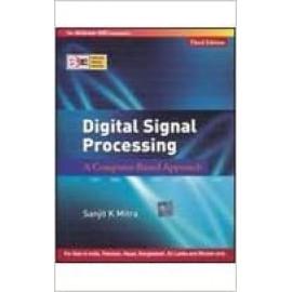 Digital Signal Processing by-sanjeet k mitra third edition Tmh