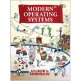 Modern Operating Systems BY- Tanenbaum (Author), Andrew S OLD BOOK