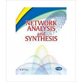Network Analysis and Synthesis BY -K.M.SONY OLD BOOK
