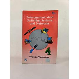 Vishwanathan Telecommunication Switching Systems and Networks by-thiagarajan Visswansthan old book