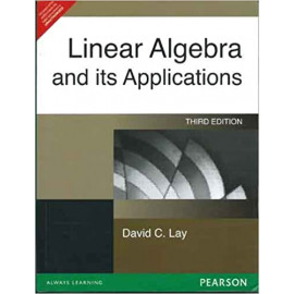 Linear Algebra and Its Applications, 3e by-david C.Lay old book