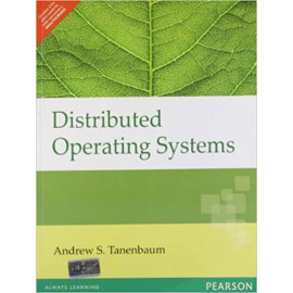 Distributed Operating Systems BY-Andrew S. Tanenbaum old book pearson
