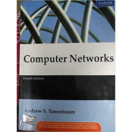 Computer Network by Andrew S. Tanenbaum old book