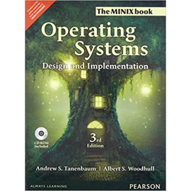 Operating Systems Design and Implementat: Design and Implementation by -Tanenbaum/Woodhull 3rd EDITION OLD BOOK (PHI)