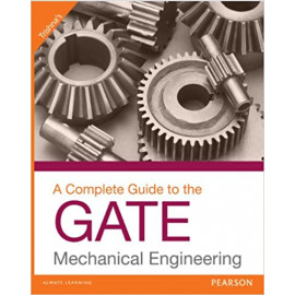 A Complete Guide to the Gate - Mechanical Engineering by-hegde old book