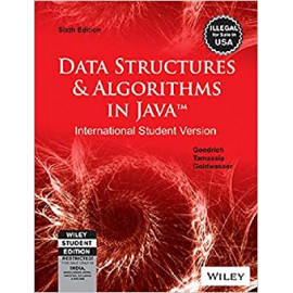 Data Structures & Algorithms in Java,3ed BY-Goodrich, Tamassia OLD BOOK