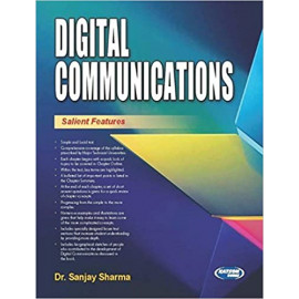 Digital Communications by-DR.SANJAY SHARMA OLD BOOK