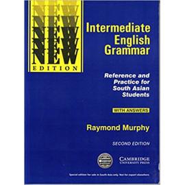 Intermediate English Grammar with Answers BY-RAYMOND MURPHY OLD BOOK