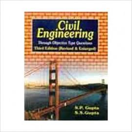 Civil Engineering 3Ed (Revised And Enlarged) OLD BOOK (GUPTA & GUPTA) CBS