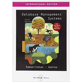 Database Management Systems by-Ramakrishnan .Gehrke third edition old book
