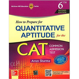 How to Prepare for Quantitative Aptitude for CAT (Old edition by-arun sharma old book