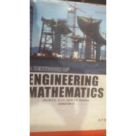 A Textbook of Engineering Mathematics (Sem-III BY-N.P.BALI OLD BOOK SEVENTH EDITION