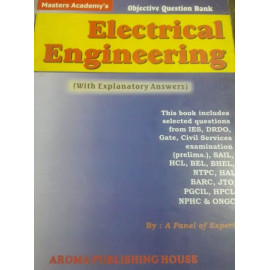 Electrical Engineering Objective Question Bank Aroma Pub-old book