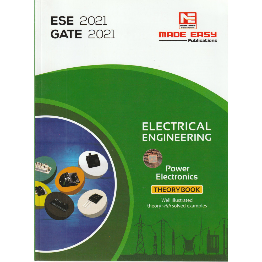 Electrical Engineering Classroom Study Package Original Books - 2021: for ESE, GATE & PSUs (Theory &Workbok Set of Books-21 Made Easy)