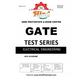 GATE TEST SERIES 2019 ; Electrical Engineering ( ACE ACADEMY  )