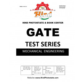 GATE TEST SERIES 2019 ; Mechanical  Engineering  ( MADE EASY )