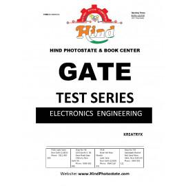 GATE TEST SERIES 2019 ; Electronics & Communication       ( KREATRYX )