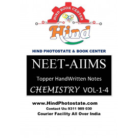 NEET/AIIMS Toppers Handwritten Notes-Chemistry