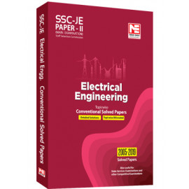 SSC: JE EE Engg. - Prev. Yr Conv. Solved Papers II Made Easy