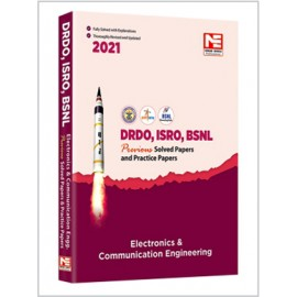 DRDO ISRO 2021: Electronics Engg: Prev Sol. Papers Made Easy