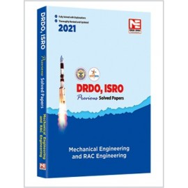 DRDO, ISRO 2021: Mechanical Engg. Prev Sol Papers Made Easy