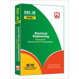 SSC-JE 2021: Electrical Engg. Obj. Solved Papers - MADE EASY