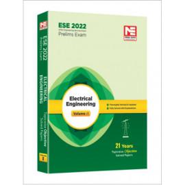 ESE 2022 : Preliminary Exam: Electrical Engg Vol-1 MADE EASY