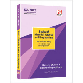 ESE- 2022- Basics of Material Science and Engg. (Made Easy)