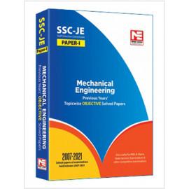 SSC-JE 2021: ME Engg. Prev. Yr. Obj. Solved Paper - MADE EASY