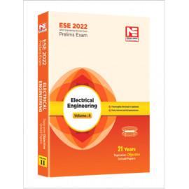 ESE 2022 : Preliminary Exam: Electrical Engg Vol-2 MADE EASY