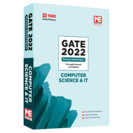 GATE-2022: Computer Science-IT Solved Papers (Made Easy)